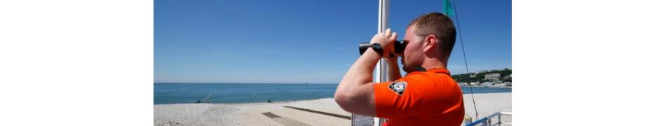SWEAMMER jumelles de Surveillance pour le maître-nageur sauveteur