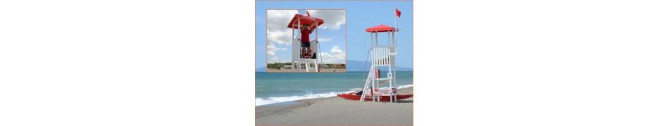 SWEAMMER, tout l'équipement de surveillance des plages